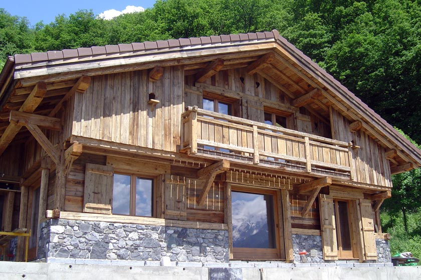 Construction chalet en bois prix 28 images fabricant for Chalet prix construction